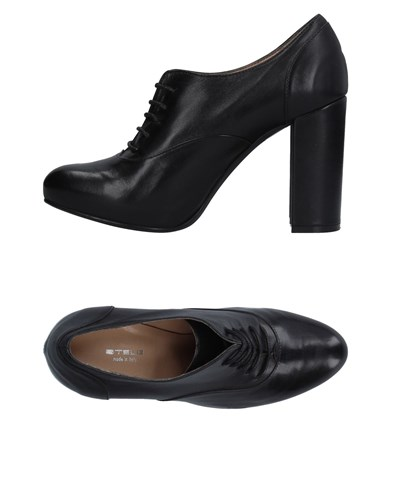 Stele Lace Up Shoes Black uoTPC5Ch