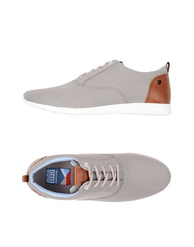 Gioseppo Footwear Low Tops And Sneakers Grey LCpRZNSCAV
