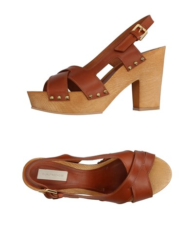 L'Autre Chose L' Autre Sandals Brown I7RfL9l9