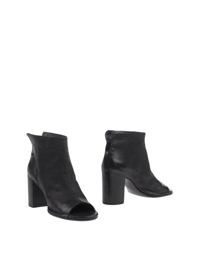 Roberto Del Carlo Ankle Boots Black 9Rs4U2Ow53
