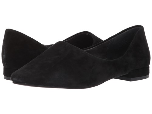 Seychelles Role Black Suede Women's Shoes ivwdq