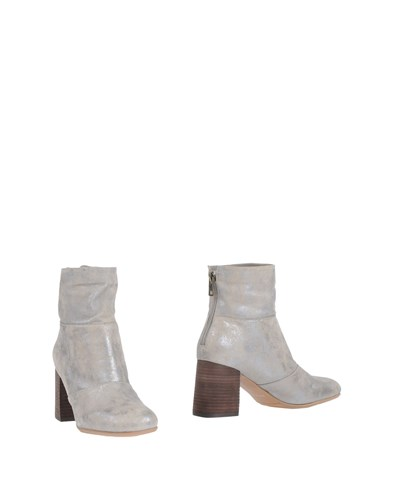 See by Chloe Ankle Boots Grey VDLz2m