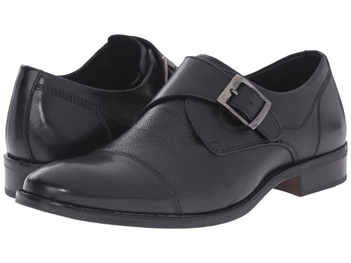 Giorgio Brutini Ashford Black Men's Shoes ZwMXE