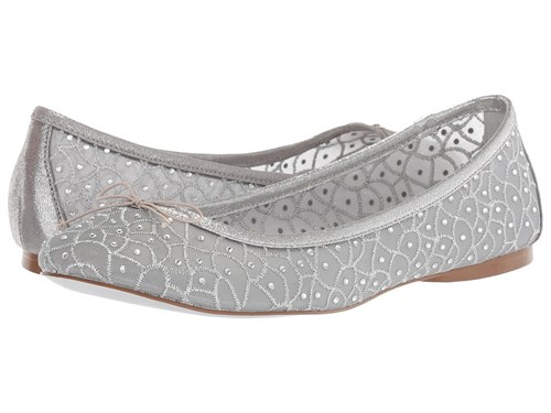 Adrianna Papell Natalia Silver Women's Shoes 7CpFt