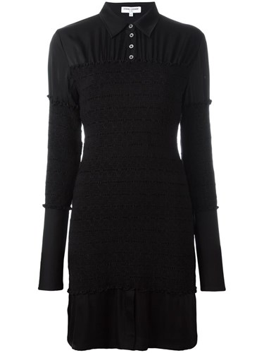 Opening Opening Ceremony Shirt Ceremony Black Black Black Shirt Shirt Dress Dress Dress Opening Ceremony zxwqRx