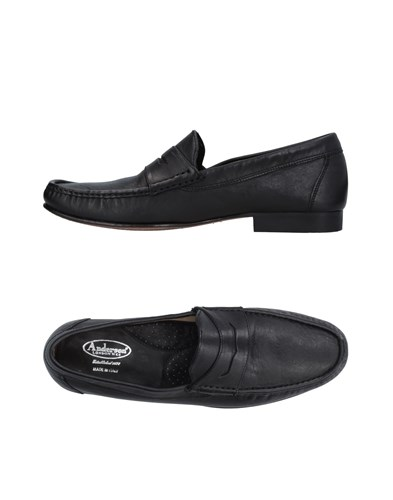 ANDERSON Loafers Black eH6RaH
