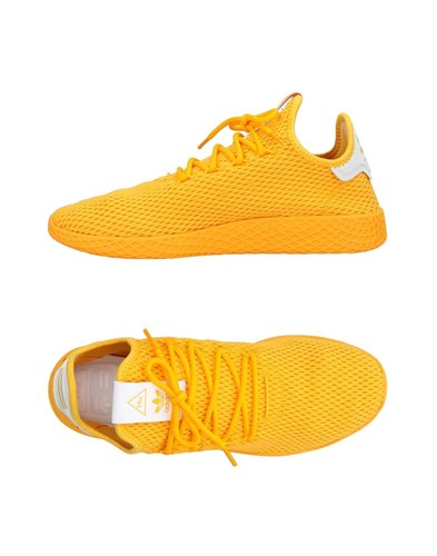 Adidas By Pharrell Williams Sneakers Orange HIlh90