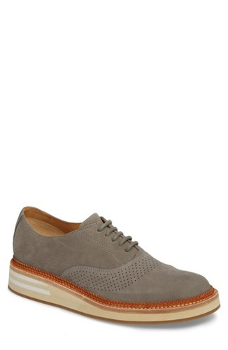 Sperry Cloud Perforated Oxford Grey H1Utd