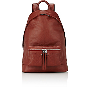 Balenciaga Men's Arena Classic Backpack Red Dr4YN
