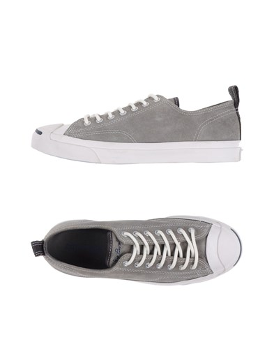 Sneakers PURCELL CONVERSE JACK PURCELL Sneakers JACK Grey CONVERSE JACK CONVERSE Sneakers Grey PURCELL wASRPq