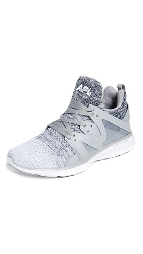 Athletic Labs chiné Ascend Techloom APL Baskets d'entraînement gris Propulsion ZgZaH