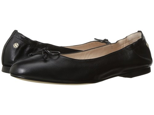 Soft Leather Nappa Bennett Shoes LK Thea Women's Black IqwtI6UX