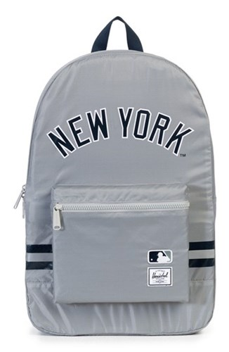 Packable American Grey League Supply Herschel Yankees pqWS1u2ecH Mlb York Backpack New fEOqnwI