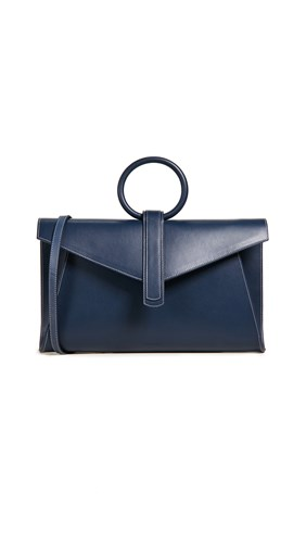 Complet Valery Satchel Navy F8dys