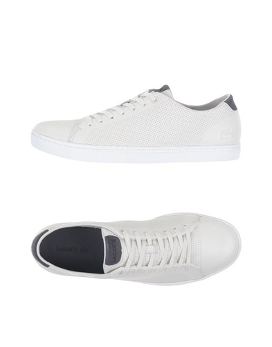 Lacoste Sneakers Ivory 8vX9YdQxT