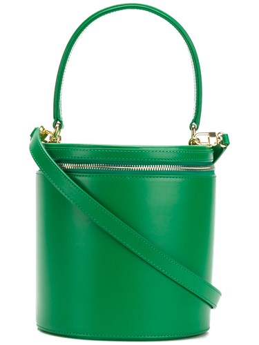 STAUD Bucket Tote Bag Green ibG6QUT28