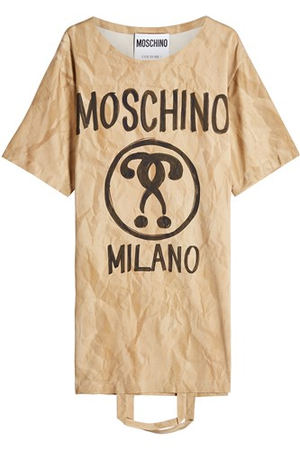 Moschino Printed Dress ToIR5