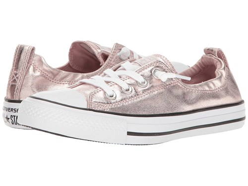 Converse Chuck Taylor All Star Shoreline Rose Quartz White Women's Classic Shoes Pink pcLmfE