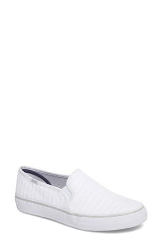 KedsR Keds Double Decker Slip On Sneaker White 2X3OYS