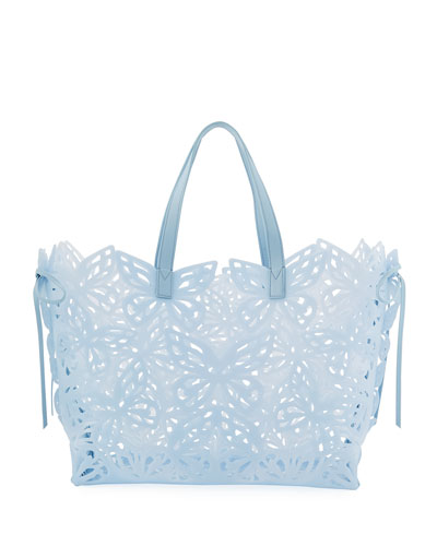 Liara Butterfly Baby Bag Blue Jelly Webster Sophia Tote 5BZqxwRUWT