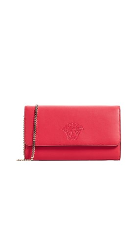 Versace Daydreamer Cross Body Pouch Rosso Nero aO40yyd
