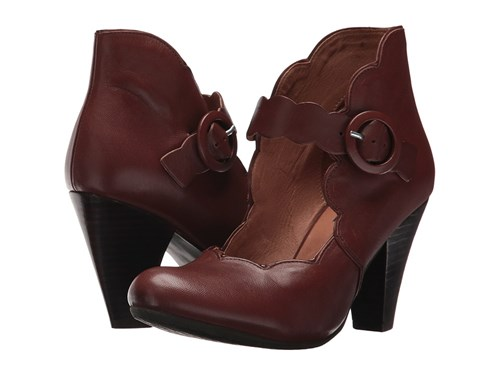 Miz Mooz Carissa Brown Maryjane Shoes 1DYnq1j