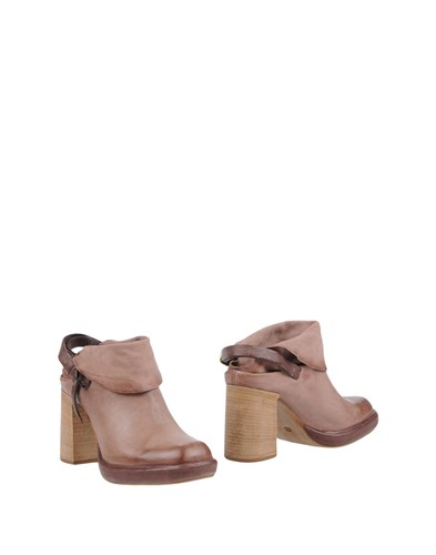 A.S. 98 Ankle Boots Cocoa 2VISv2a5