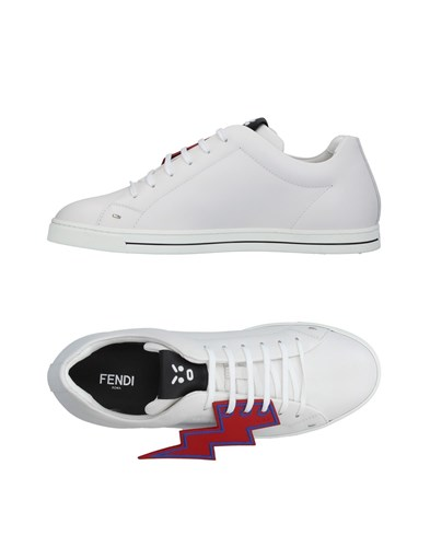 Fendi Sneakers White Fwrdk0