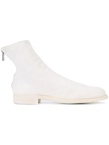 Guidi Ankle Boots White q7eF29k