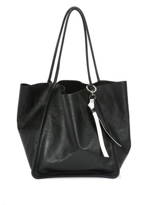 Proenza Schouler Extra Large Classic Leather Tote Black hZ3ShyfZ