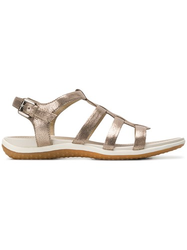 Geox Strapped Design Sandals Nude And Neutrals ieCsaFMI