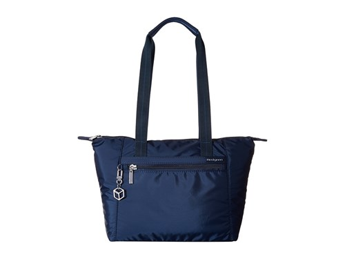 Hedgren Meagan Medium Tote Dress Blue Tote Handbags i01kf