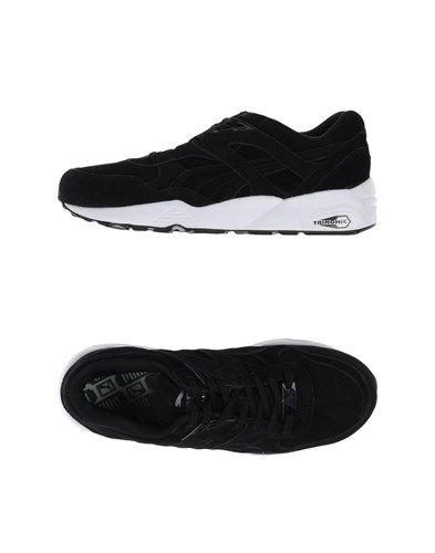 Puma Footwear Low Tops And Trainers Women Black yYJ7Nkq