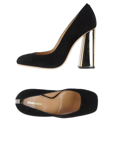 DSquared Dsquared2 Pumps Black 437sed