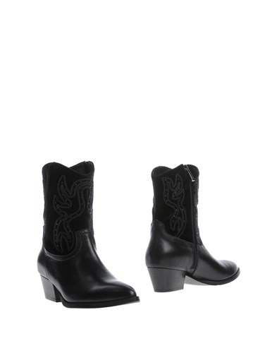 Liu Jo Shoes Ankle Boots Black OuIdFS
