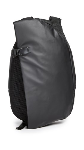 Côte&Ciel Cote Ciel Isar Medium Backpack Black Blue r60lcYv8