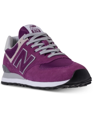 Purple Casual Finish From 574 New Sneakers White Balance Line Phlox nxS6q84q
