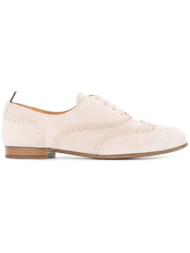 Church's Suede Brogues Pink And Purple G7Mwkv7
