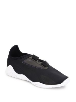Puma Mostro Strapped Sneakers Black WDCwXyO