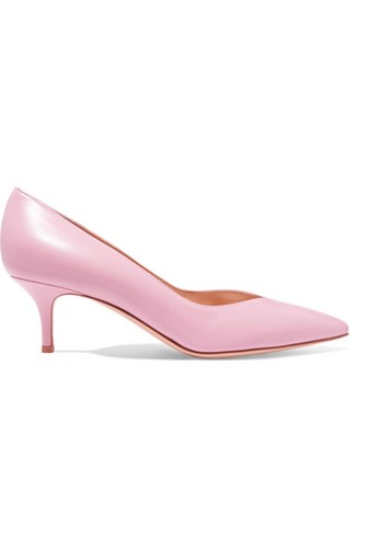 Gianvito Rossi 55 Leather Pumps Baby Pink Gbp FDcd1qIh1
