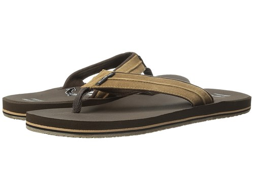 Billabong All Day Impact Lux Sandal Brown Men's Sandals r9yIaZPXK