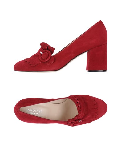 INNOVARE Loafers Red x4ZoT