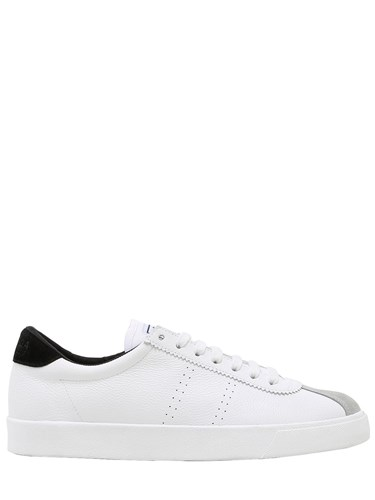 Superga 2843 Soft Leather Sneakers HYwBOI4P