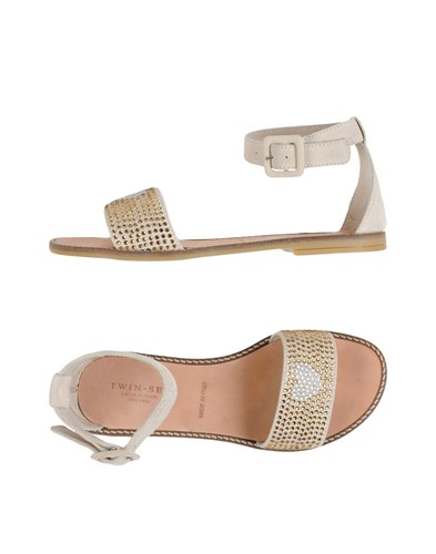 Barbieri Set Beige Sandals Twin Simona qCz7C8