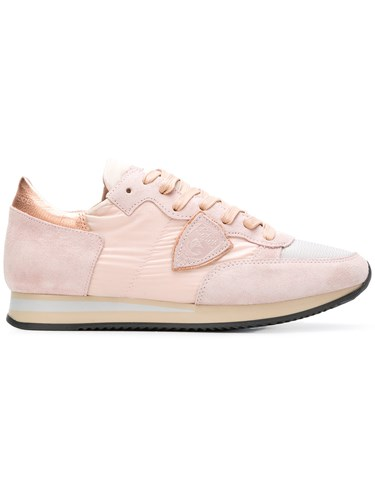 Philippe Model Tropez Sneakers Pink And Purple vkXMNe