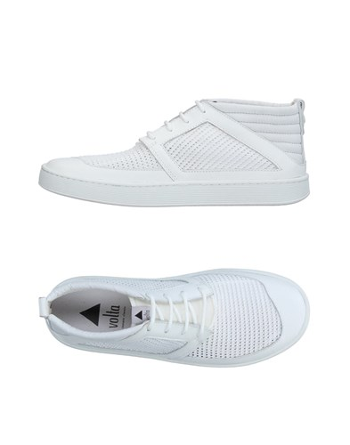 Volta Lace Up Shoes White T5QsgwrVS