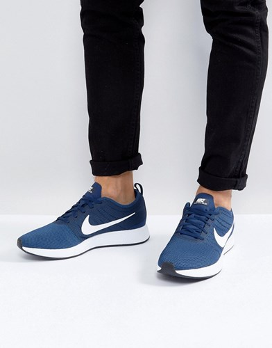 Nike 'Fast Pack' Dualtone Racer Trainers In Blue 918227 400 Blue rXOoiuT