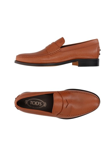 Tod's Loafers Brown NsFJFdQ