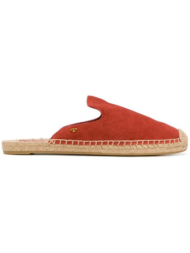 Tory Burch Max Espadrille Slides Red xZcy7MwN6