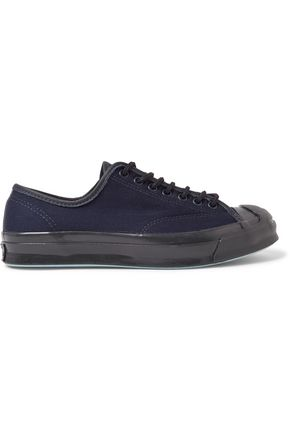 Converse Jack Purcell Signature Canvas Sneakers Navy Tw29v
